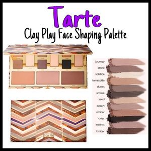 NEW IN BOX▪️Tarte▪️Clay Play Face Shaping Palette